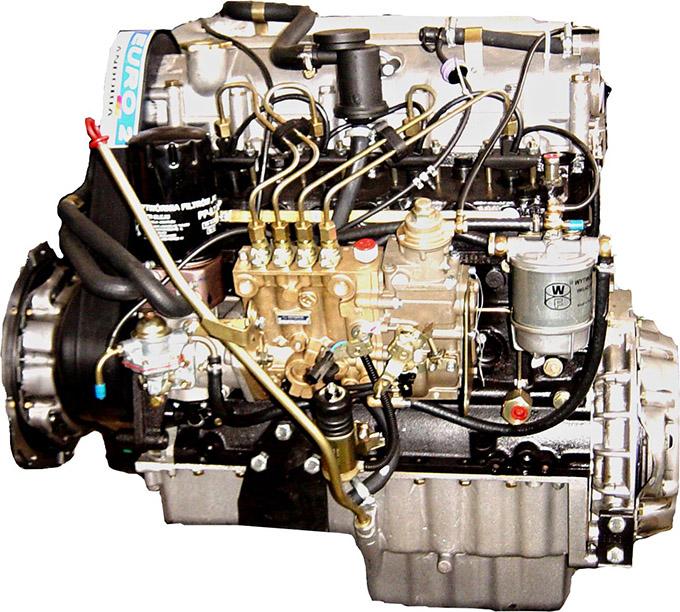 двигатель андория