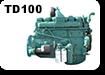 запчасти на VOLVO PENTA TD-100