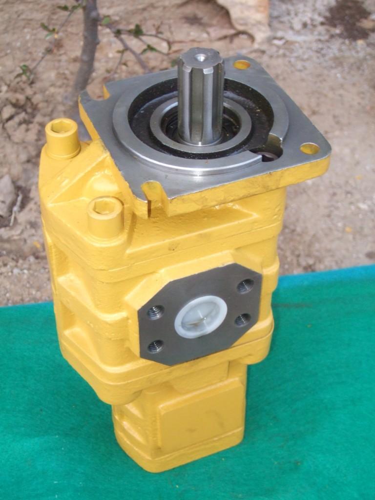 Насос гидравлический сдвоенный CBG2080/1010 (pump) в Киеве