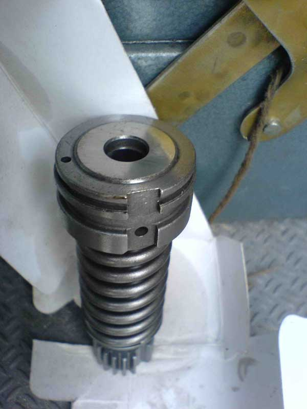 Плунжер на дизельный двигатель Shanghai Diesel С6121