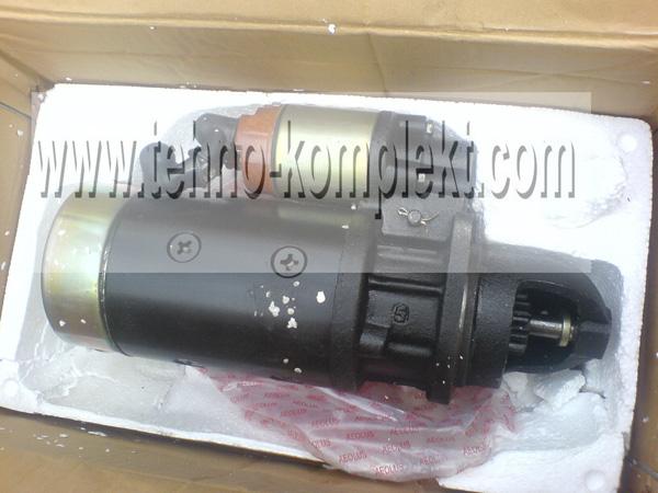 Стартер D30-3708010A на дизельный двигатель Yuchai yc4110
