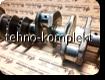 3907804 (3929037) коленвал для дизельного двигателя Cummins 6BT5.9C (Камминз)