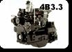запчасти на двигатель cummins 4b-3.3