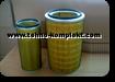 612600110540 фильтр воздуха внешний и внутренний на WD-615