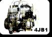isuzu-4jb1-parts-button