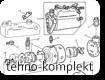 2643D614 ТНВД топливный насос высокого давления на двигатель Perkins 1006-6T