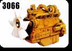 CAT-3066-Engine